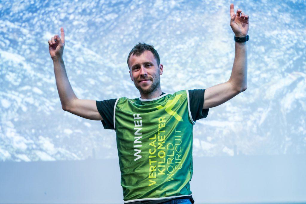 Three-time race winner, new VK World Circuit ranking leader, Norwegian Stian Angermund Vik. ©iancorless.com / VKWC
